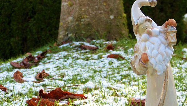 Первый снег - Sputnik Латвия