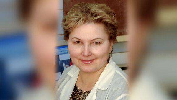 Доктор биологических наук, вице-президент Академии геополитических проблем Ирина Ермакова - Sputnik Latvija