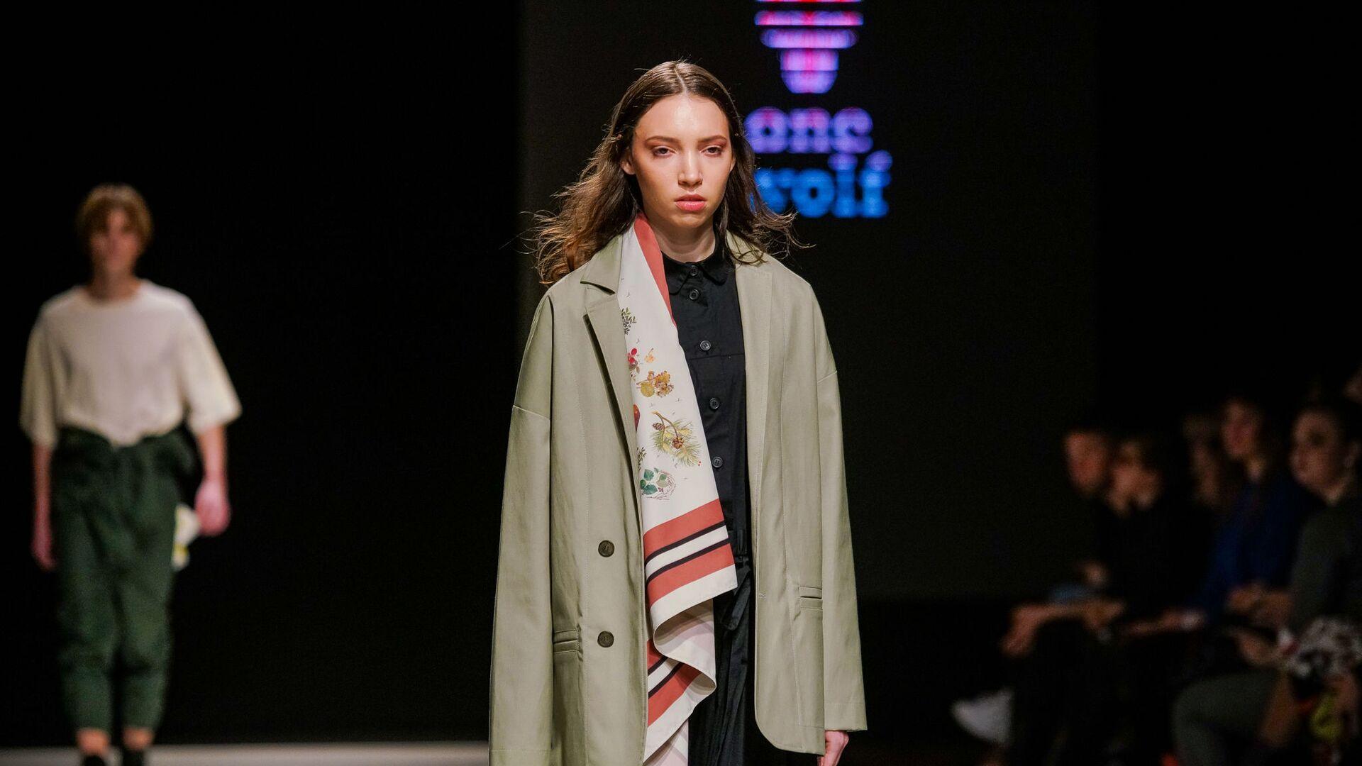 Рижская неделя моды - 2018 - Sputnik Латвия, 1920, 26.09.2021