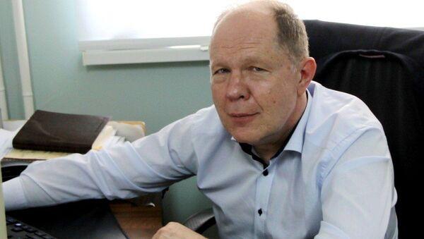 Исполинов Алексей Станиславович - Sputnik Латвия
