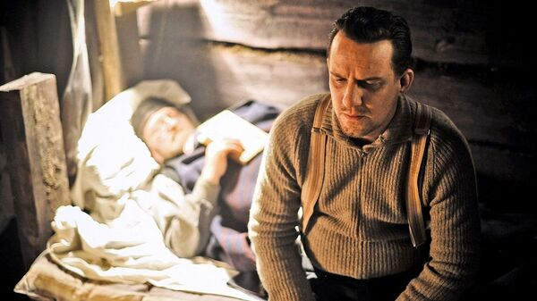 Кадр из художественного фильма Отец ночь - Sputnik Latvija