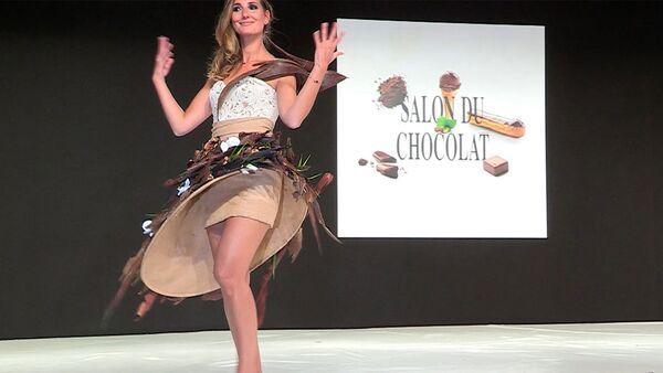 Šokolādes kleitas - Sputnik Latvija