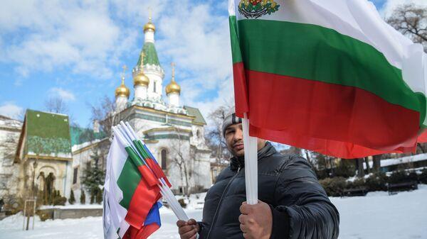 Bulgārijas karogs, foto no arhīva - Sputnik Latvija