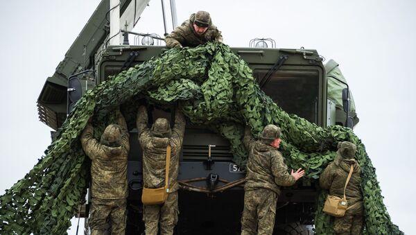 Комплекс ПВО С-400 Триумф - Sputnik Латвия