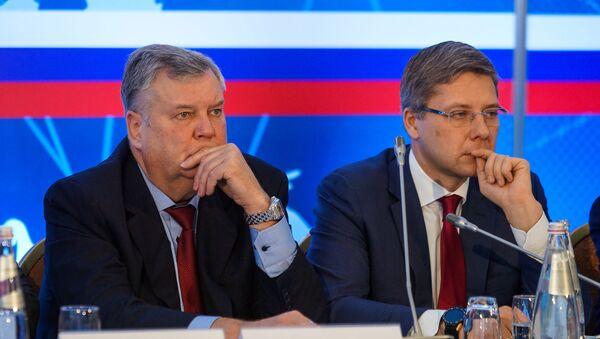Президент Балтийского форума Янис Урбанович - Sputnik Латвия