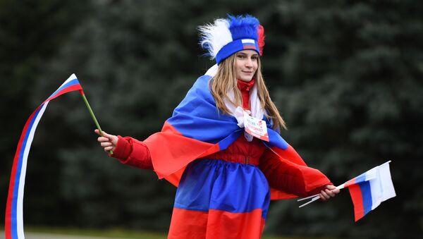 Праздник национальностей на Поклонной горе - Sputnik Латвия