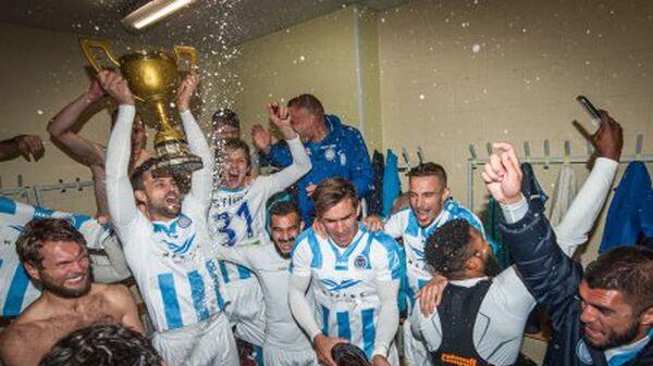 ФК Рига стал чемпионом Латвии  - Sputnik Латвия