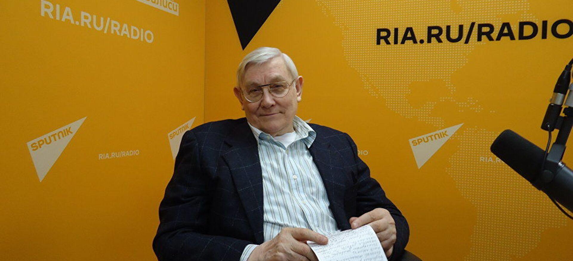 Американист Дмитрий Михеев - Sputnik Latvija, 1920, 04.07.2019