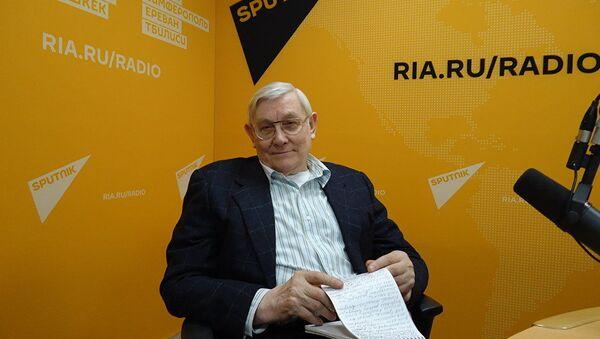 Американист Дмитрий Михеев - Sputnik Latvija