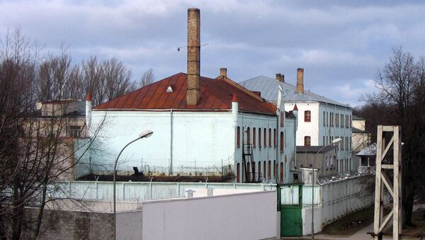 Брасская тюрьма - Sputnik Latvija