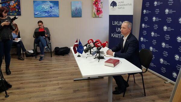 Янис Борданс на Большой толоке - Sputnik Latvija