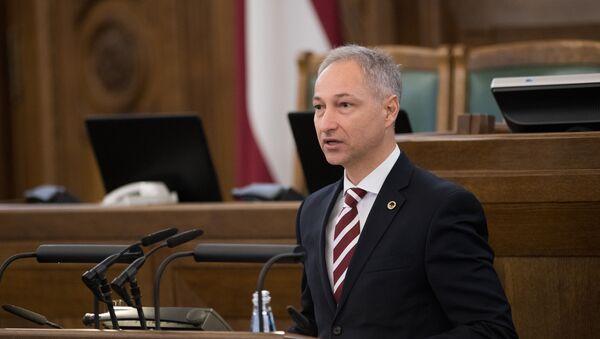Янис Борданс - Sputnik Латвия