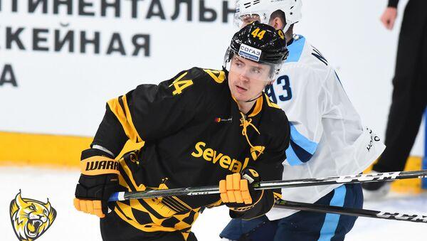 Хоккеист Артур Кулда - Sputnik Латвия