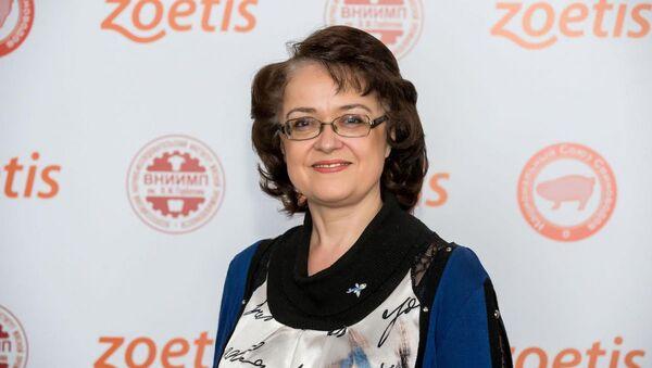 Анастасия Семенова - Sputnik Латвия