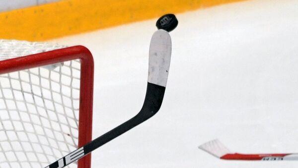 Хоккей. Архивное фото - Sputnik Латвия