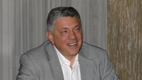 Депутат Рижской думы, член партии Согласие Михаил Каменецкий - Sputnik Latvija