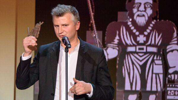 Создатель фильма о Жанисе Липке Отец Ночь Давис Симанис - Sputnik Латвия