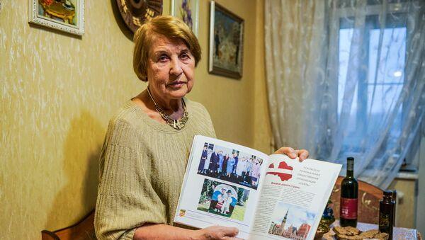 Художница, писательница и журналистка Ирена Панченко - Sputnik Латвия